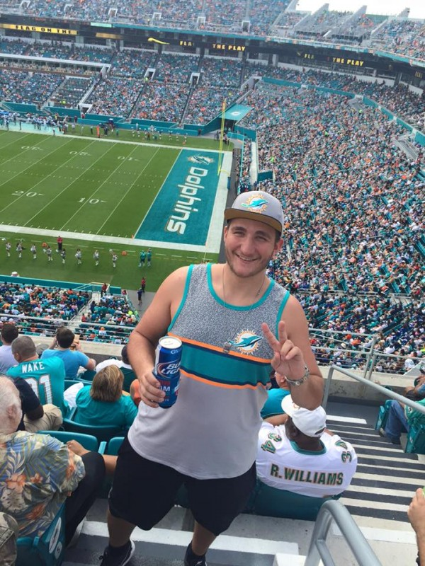 Benedikt is one of EC Miami's current student and Miami's sports fanatic, have written a blog post about his favorite sporting event in Miami