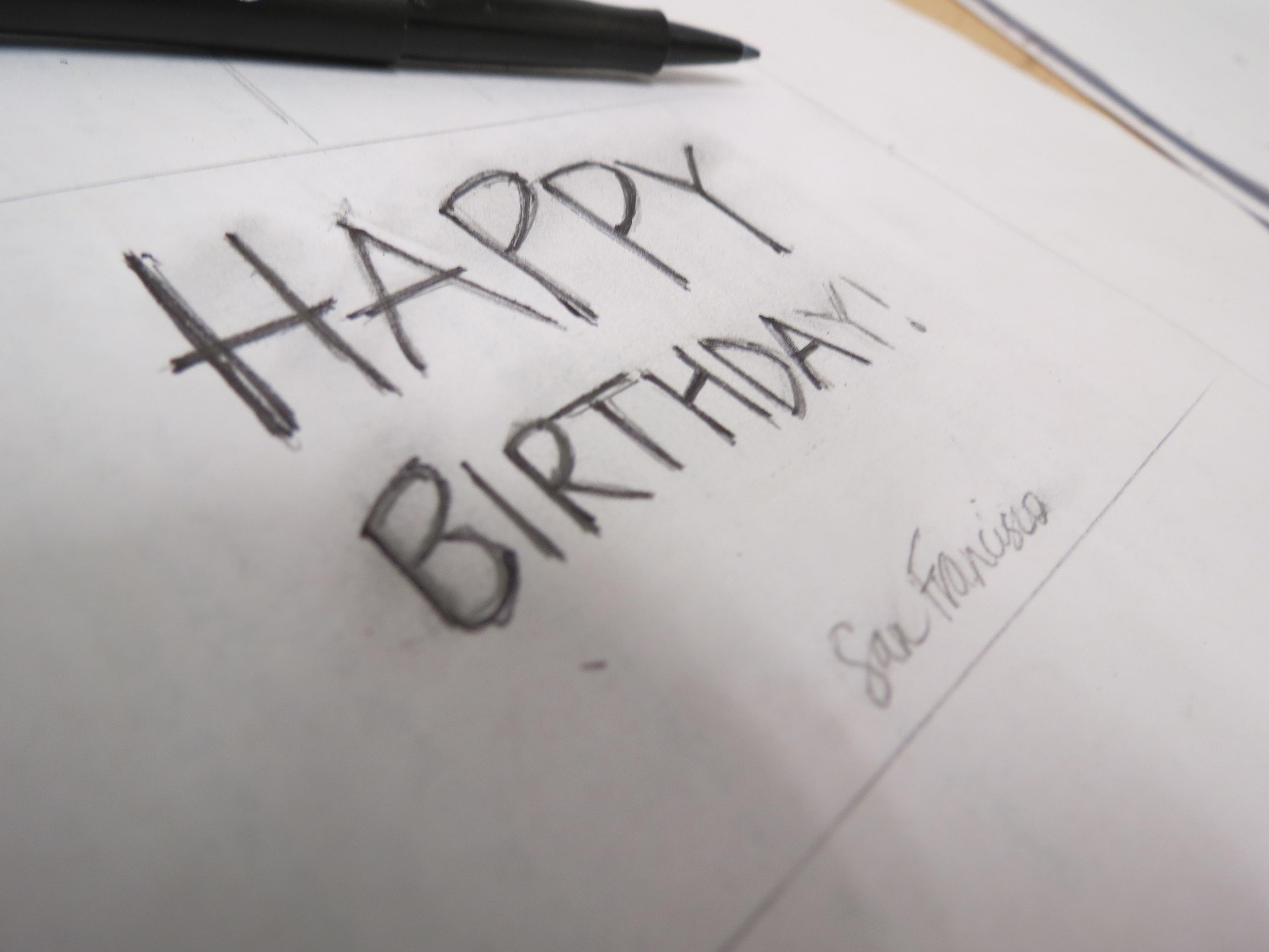 Ec birthday cards