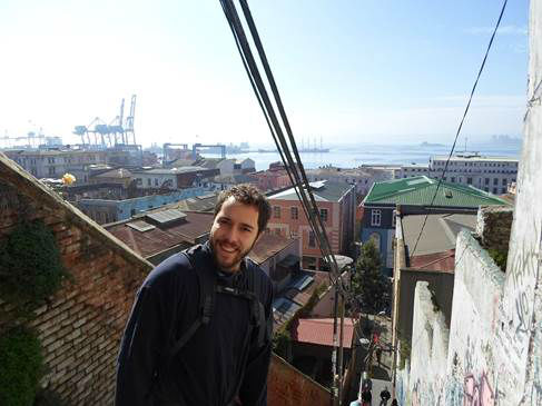More than just English courses in the USA, Florent believes studying at EC SF should be a transformative experience!