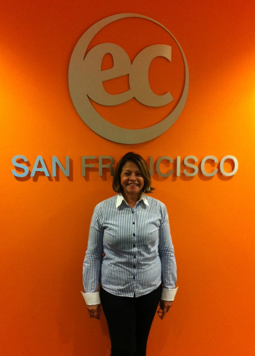 Helena's EC San Francisco Testimonial about the reasons to study English in the USA