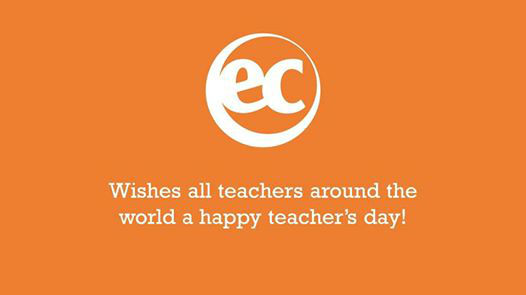 EC Celebrates Teacher's Day