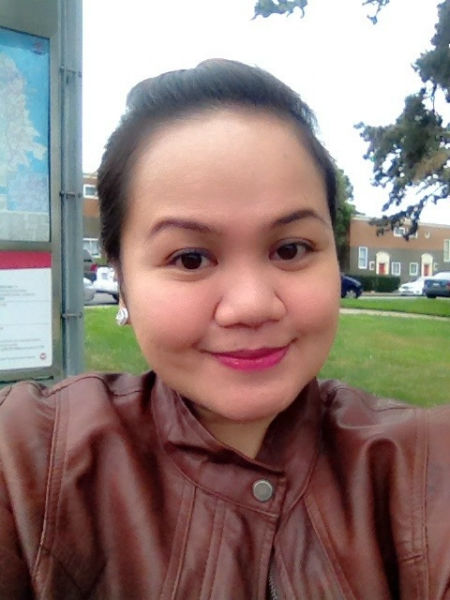 Laiza, the newest teacher to join the team at EC San Francisco, an English language center in San Francisco