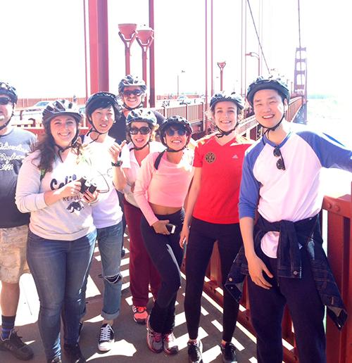 ESL student activities San Francisco