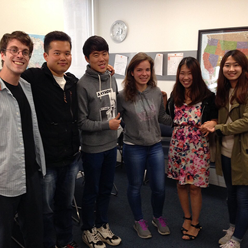 Yukari's Blog about Cambridge Class