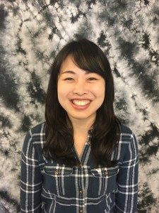Mayu Okazaki, new ECSF intern