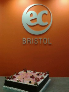 EC Bristol English School's 2nd Birthday
