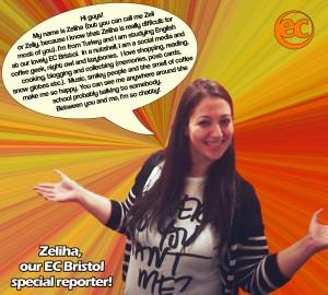 Zeliha Reporter