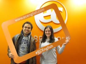 Carlos and Manuela