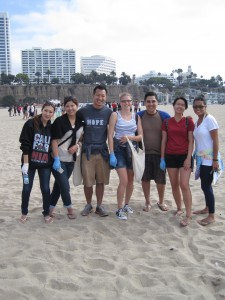 EC Los Angeles Students & Staff