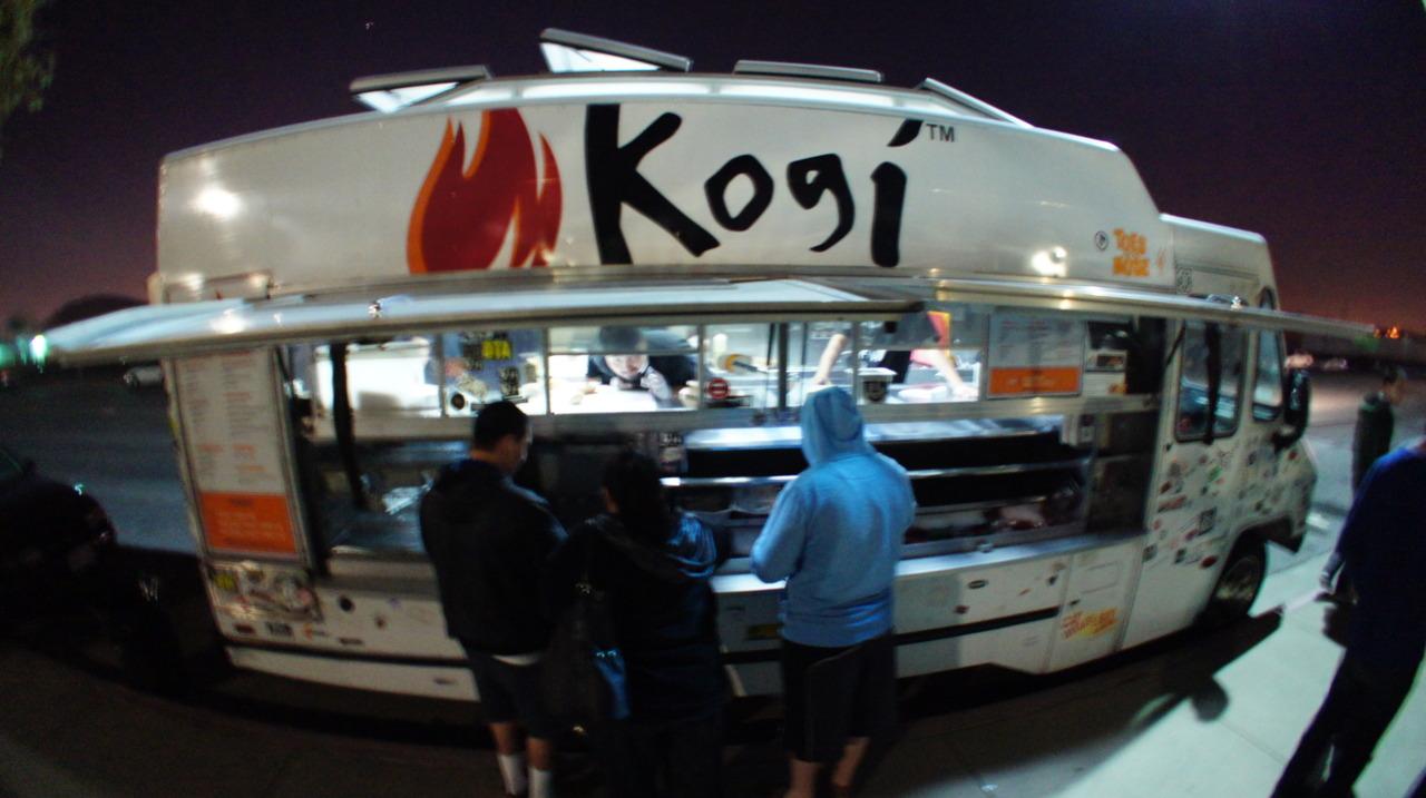 Los Angeles Korean Food Truck