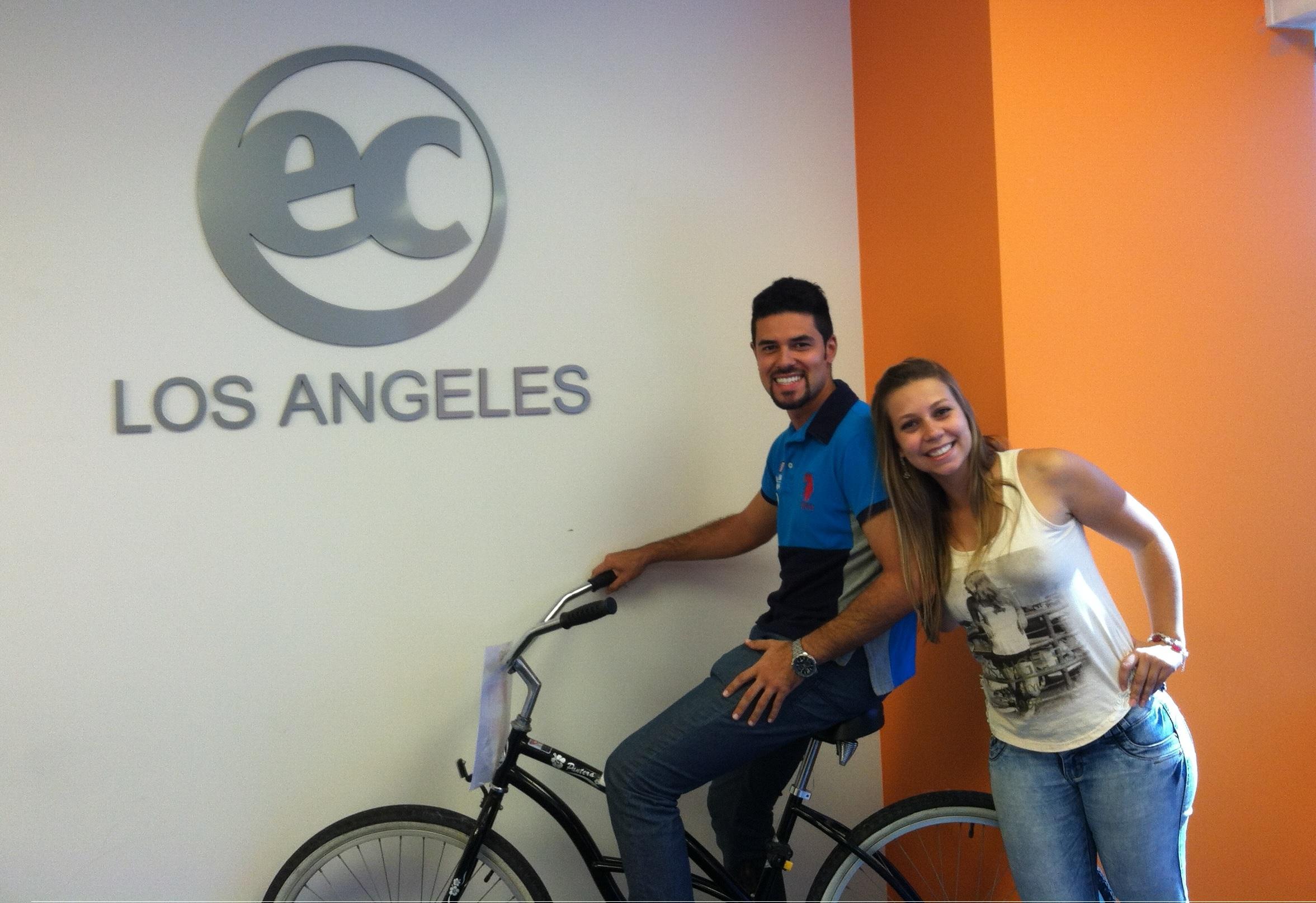 ESL students in Los Angeles