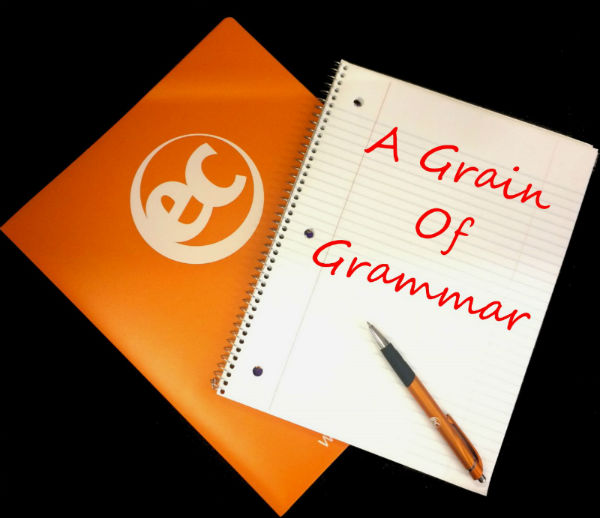 a grain of grammar 5