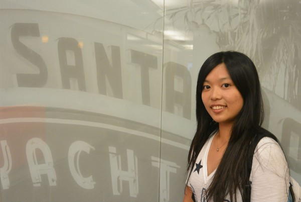 Shao Jung from Taiwan tells about her Los Angeles ESL experience
