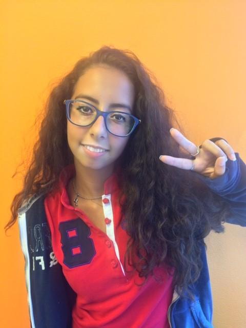 Claudia Reali, EC Los Angeles student from Italy!