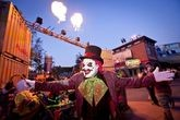 Celebrate Halloween at Universal Studios!