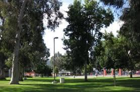 Reed Park in Santa Monica