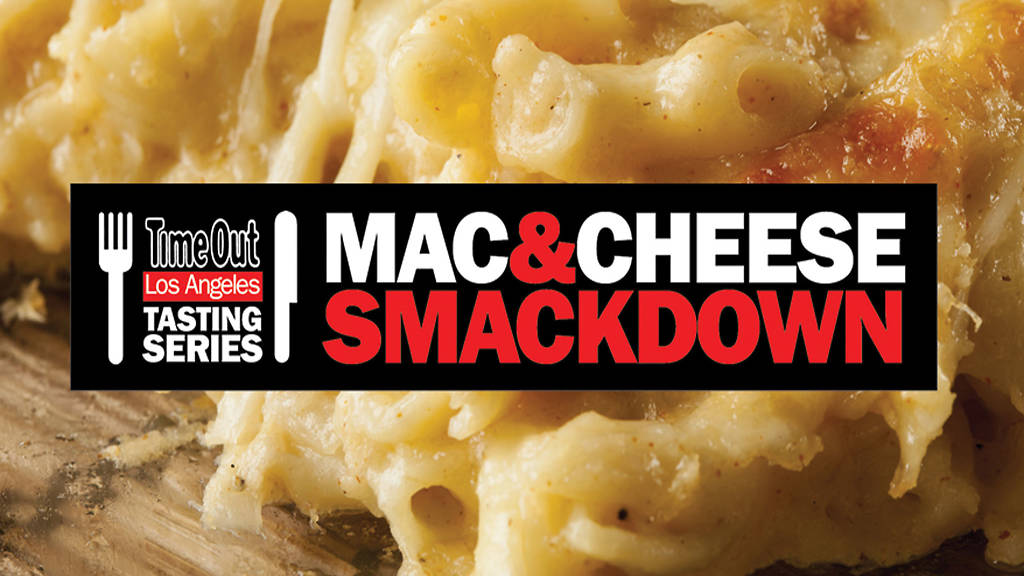 Try different mac and cheese dishes from around LA!