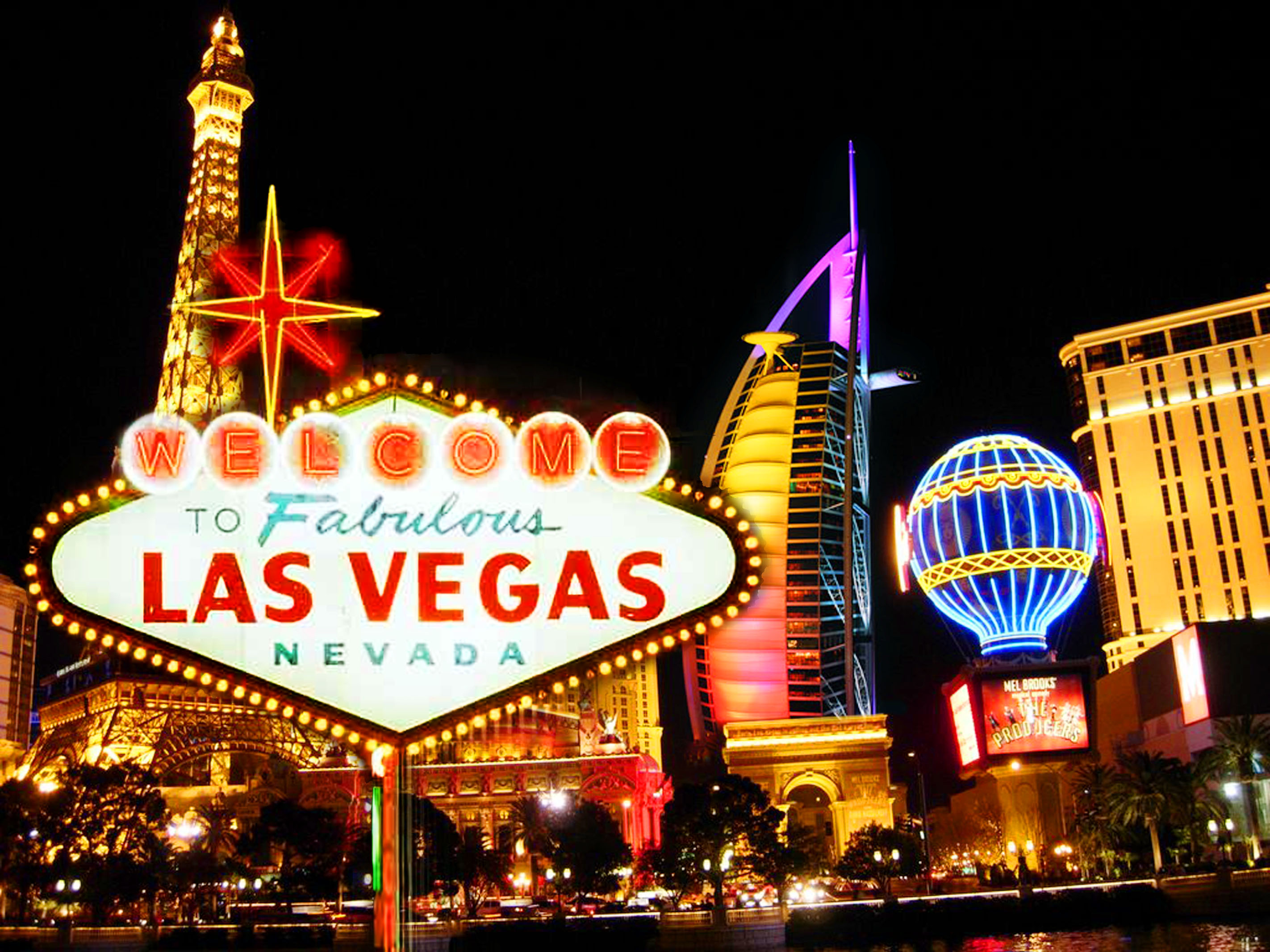 Visit Las Vegas with Expedition America.