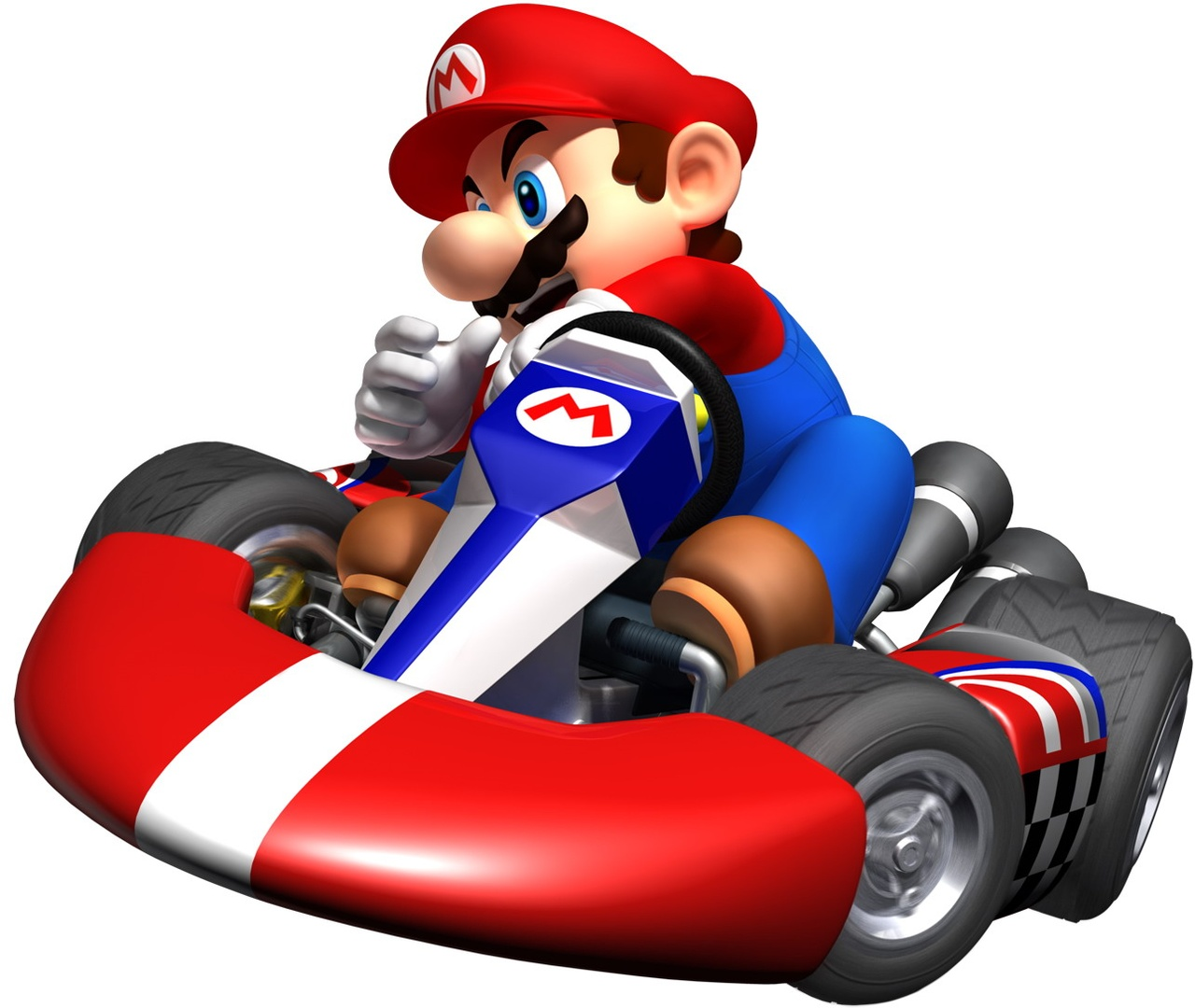 We will have a Mario Kart activity!