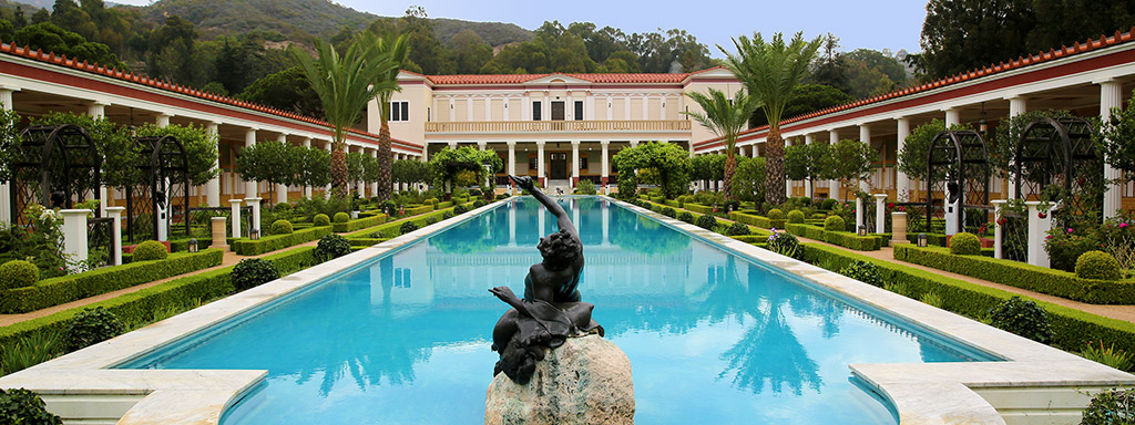 Visit the Getty Villa with EC!