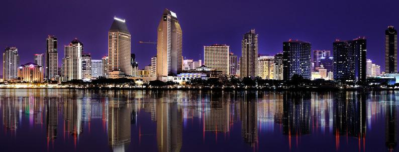 Visit beautiful San Diego this weekend!