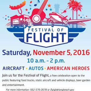 Festival of Flight in Long Beach