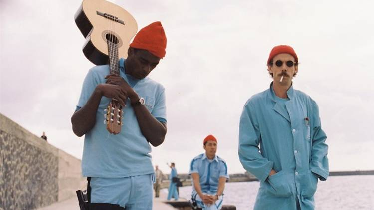 See Seu Jorge on Sunday!