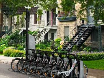 BIXI_bike_Montreal