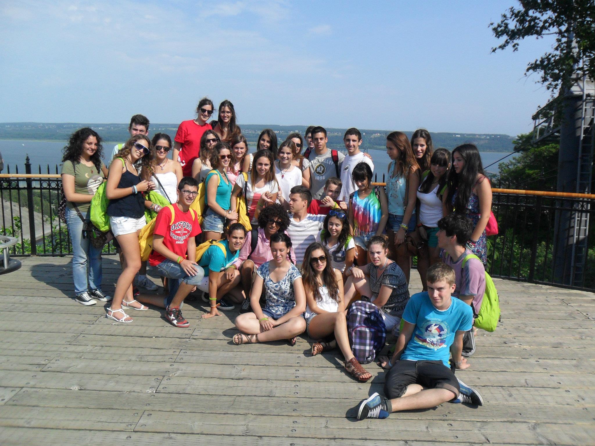 Sunny Quebec City
