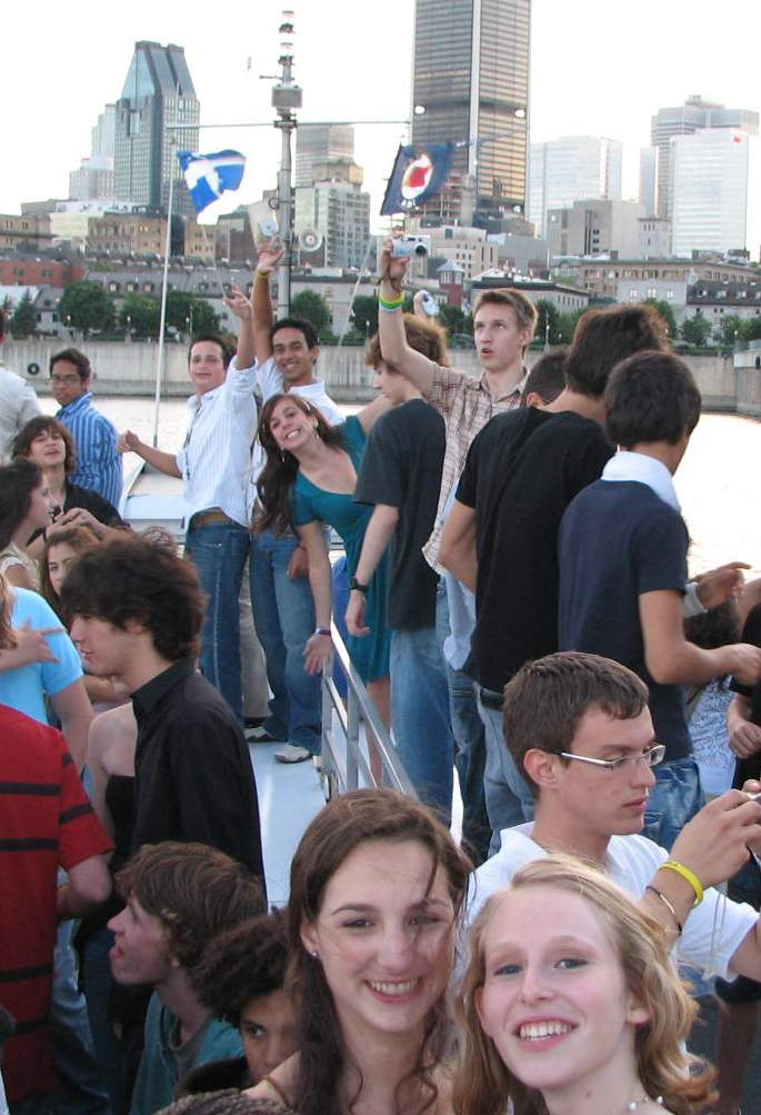 SLA 2007 BOAT PARTY 4