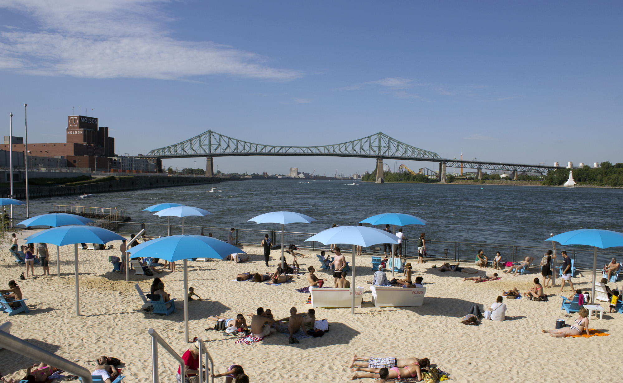 Quebec City Beach