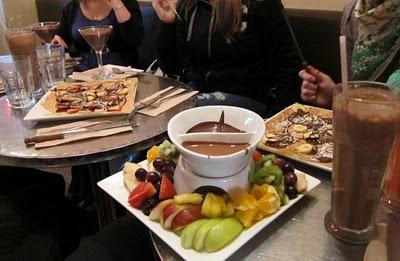 Restaurant Chocolat Montreal