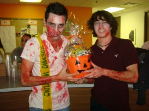 Halloween winner 1 Jorge and Ramiro
