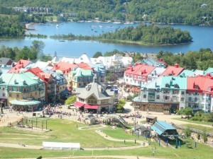 mt-tremblant village