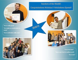 _teacher of the month april 2014