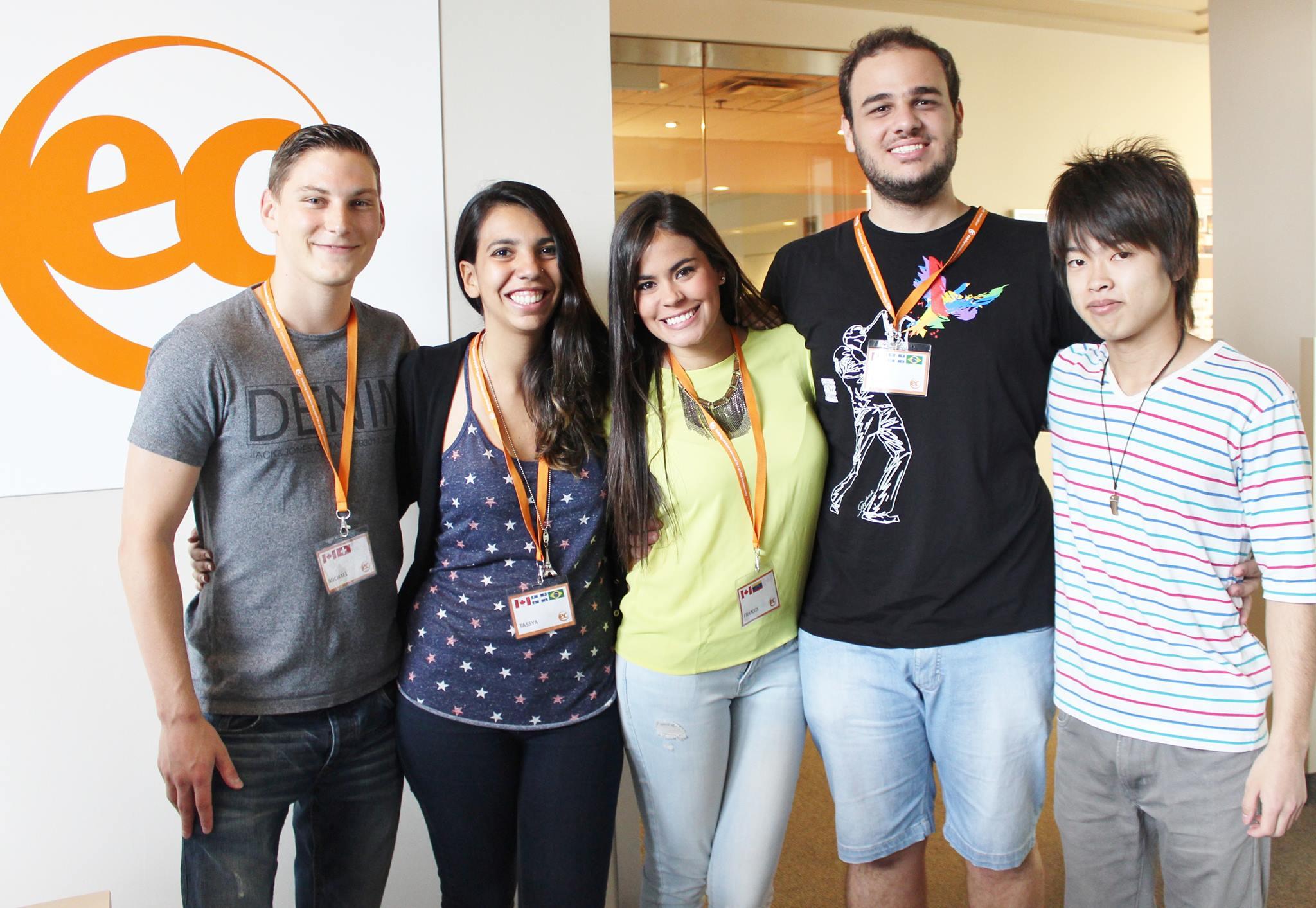 takaya with ambassador team