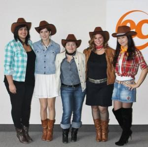 halloween cowgirls
