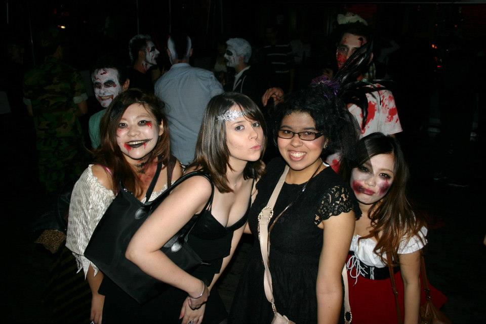halloween nightclub 2