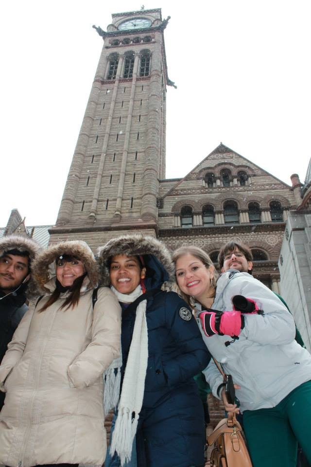 "EC students enjoy studying English in Montreal,  one of the  world's best ""secondary cities"