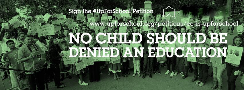 www.upforschool.org/petitions/ec-is-upforschool