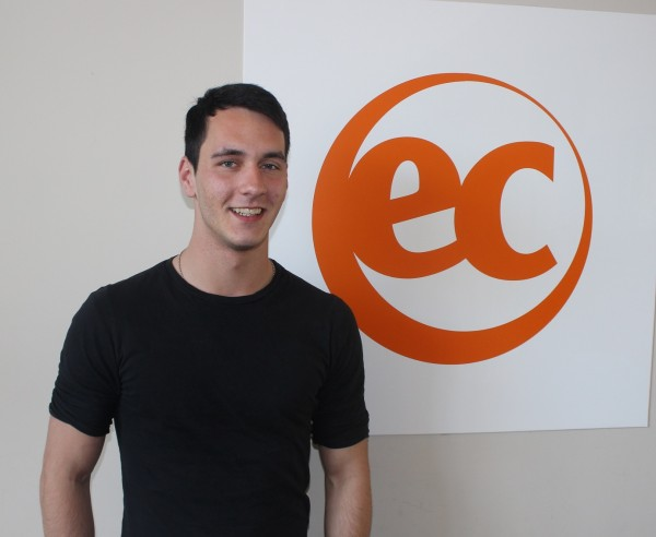 Riccardo Travazzani will attend University after studying English at EC Montreal