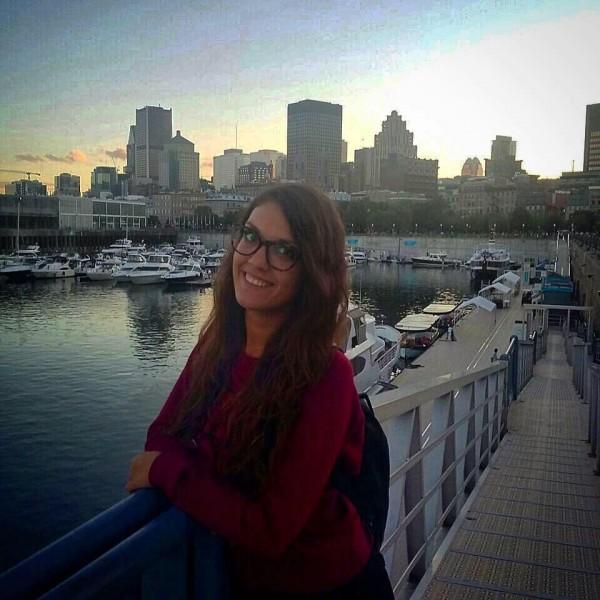 New EC Montreal Student Ambassador: Alessia Provenzano!