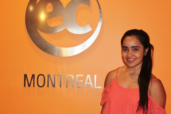 Ana Victoria Corral - French Young Learner programme - EC Montreal