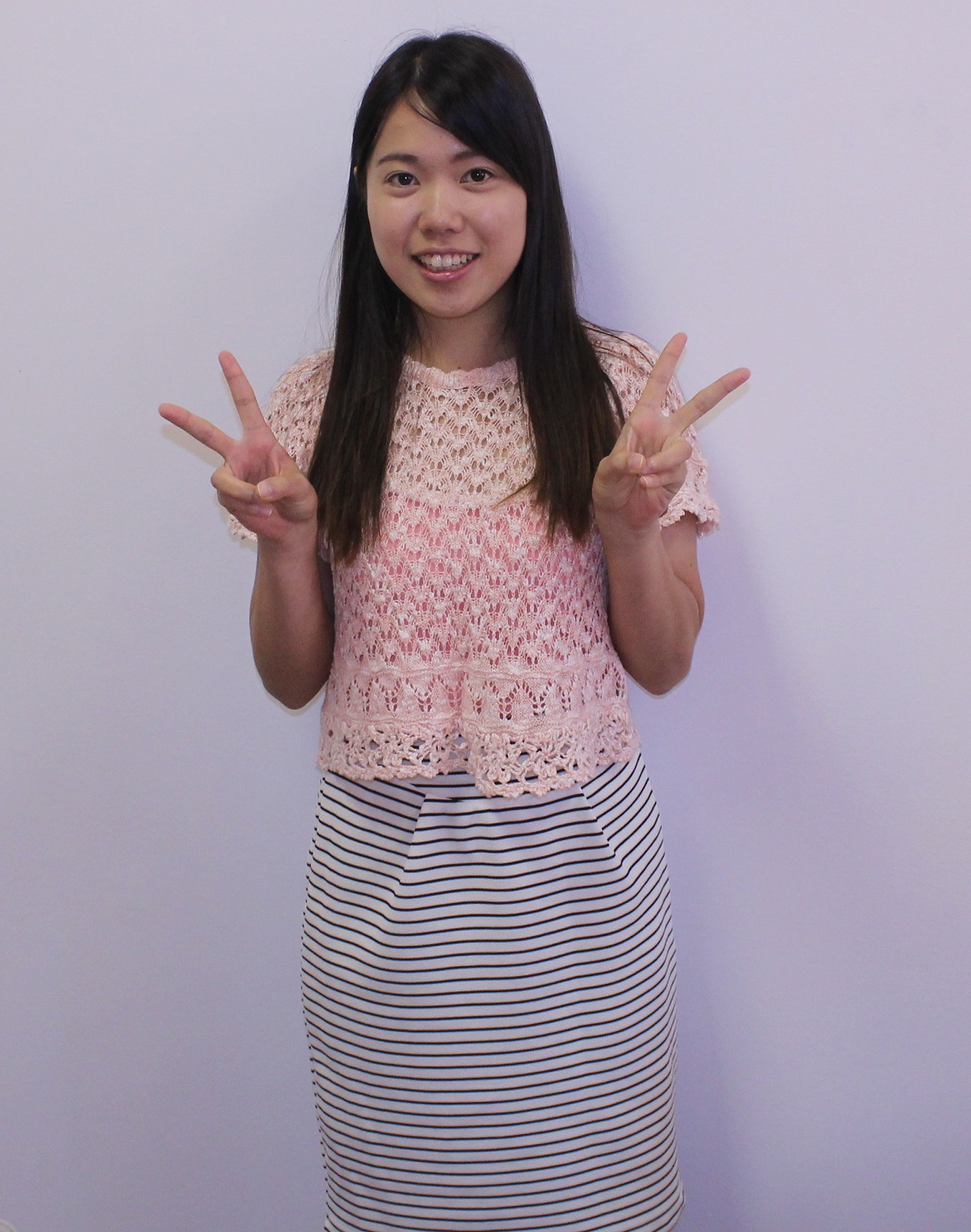 Emi Yuda from Japan took an English course at EC Montreal