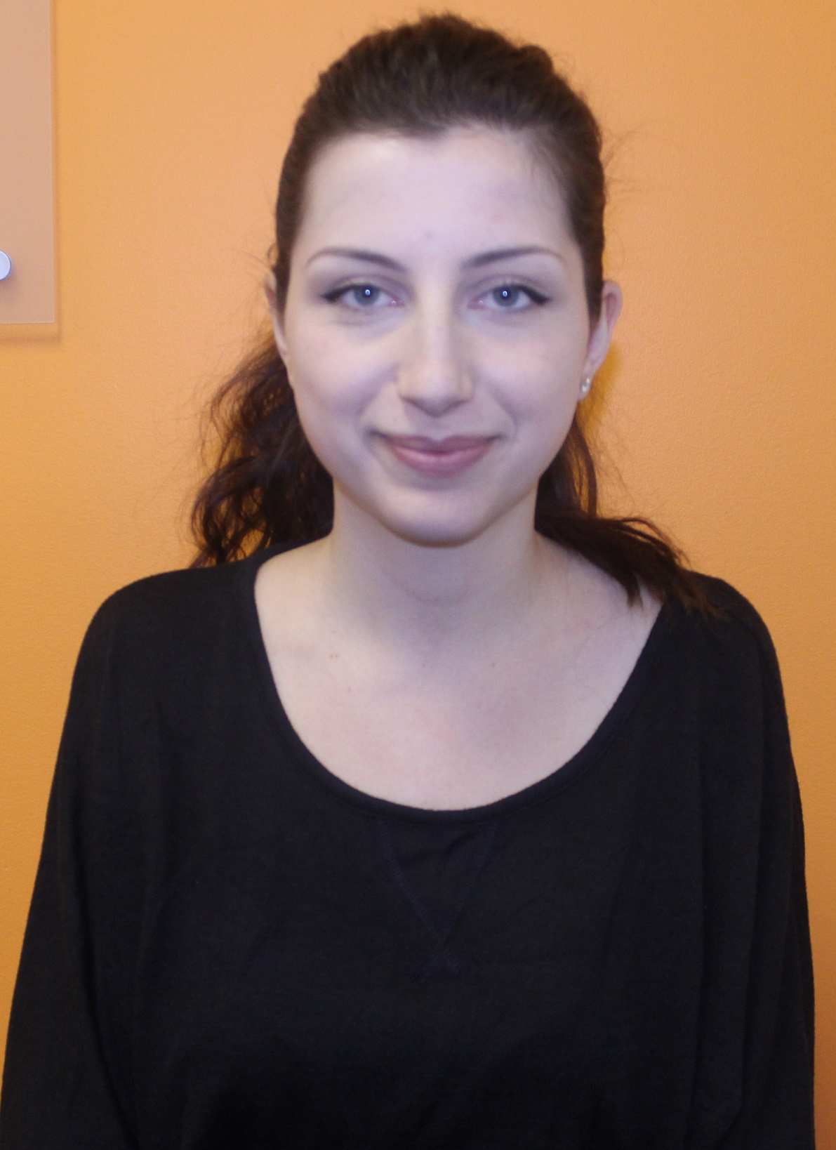 Melanie Cetrangolo from Italy  came to study English and French at EC Montreal