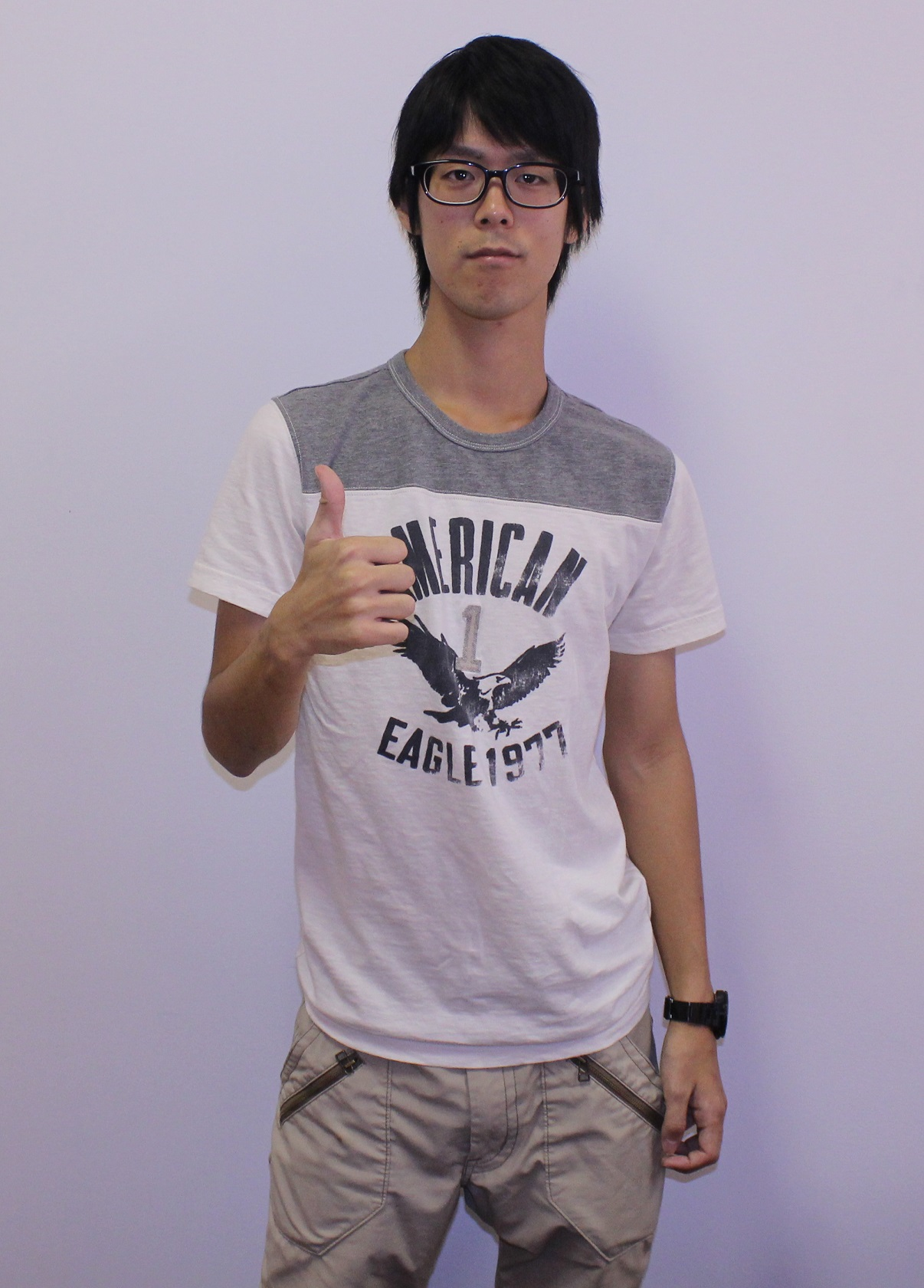 Makoto from Japan is studying English at EC Montreal