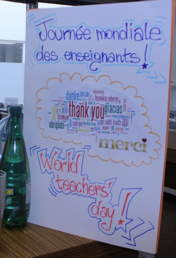 EC Montreal World Teachers' Day