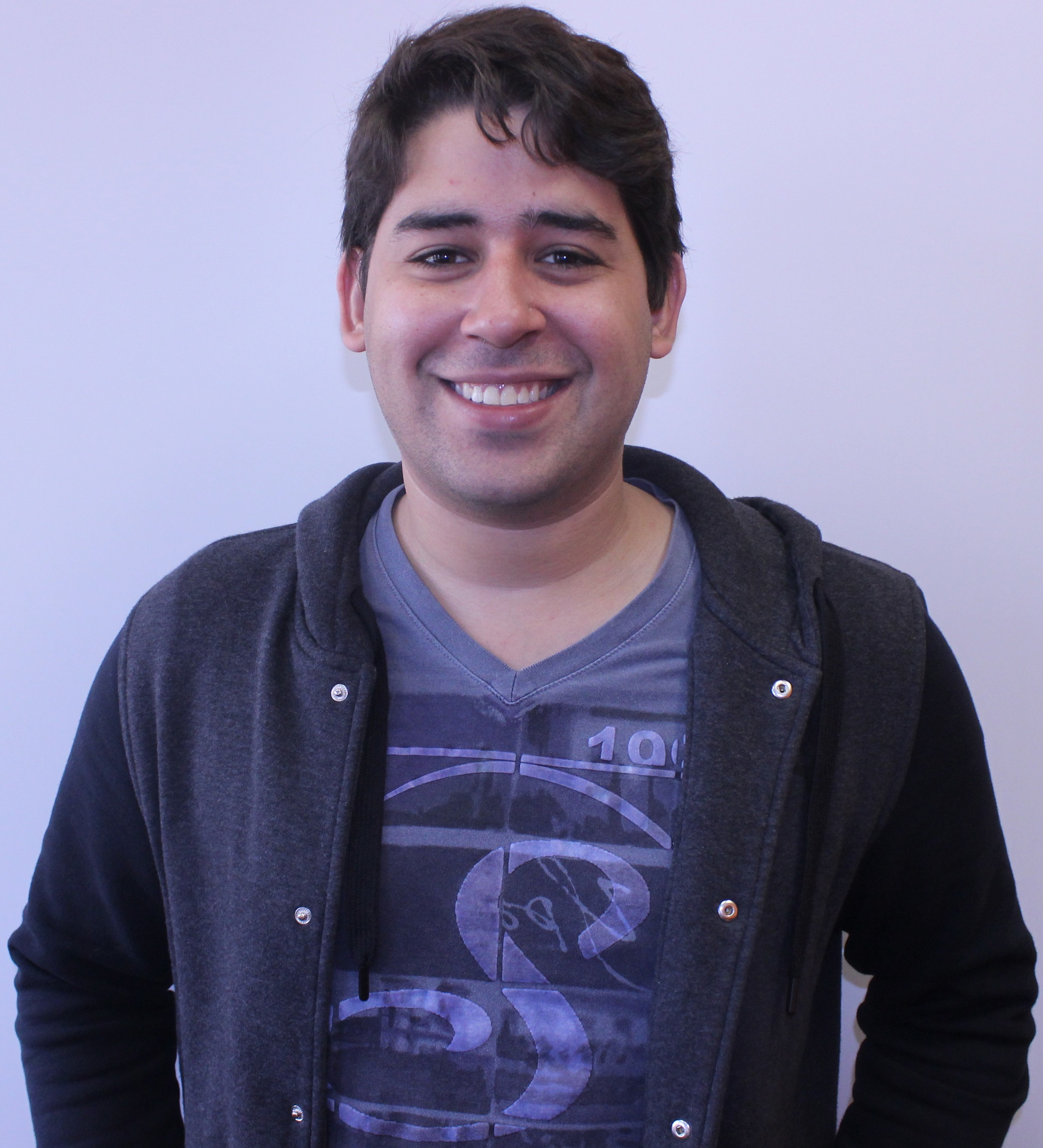 Jose Augusto from Brazil came to EC to learn English in Canada