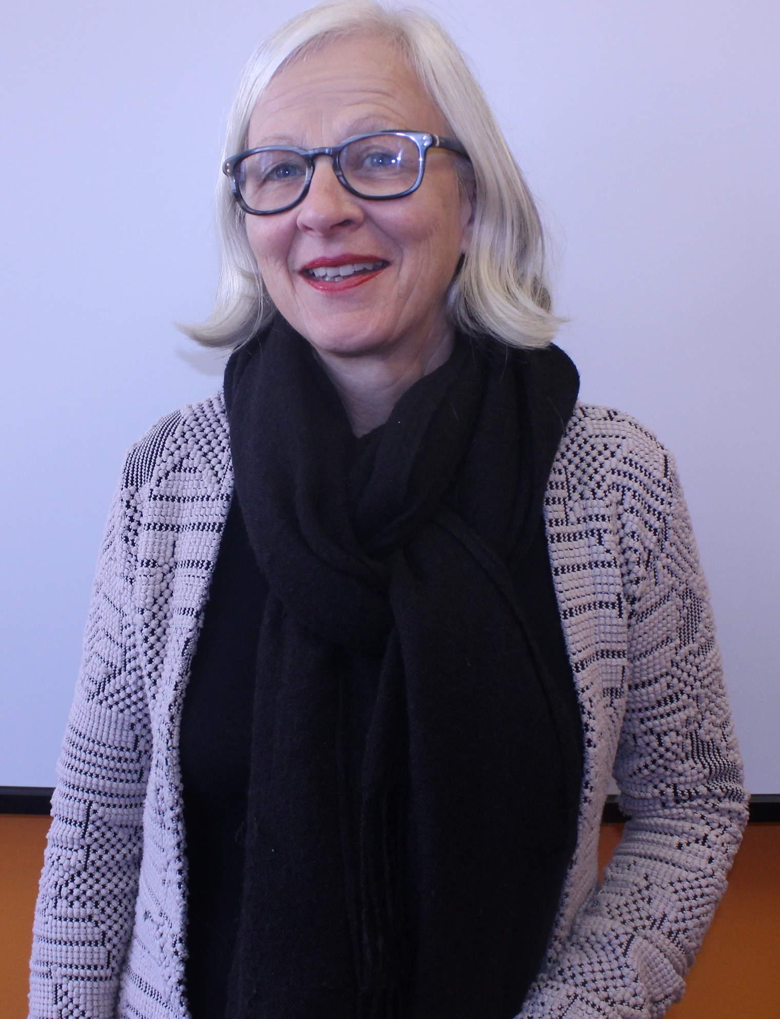 Elisabeth Korrodi from Switzerland  is learning English in Canada with EC Montreal