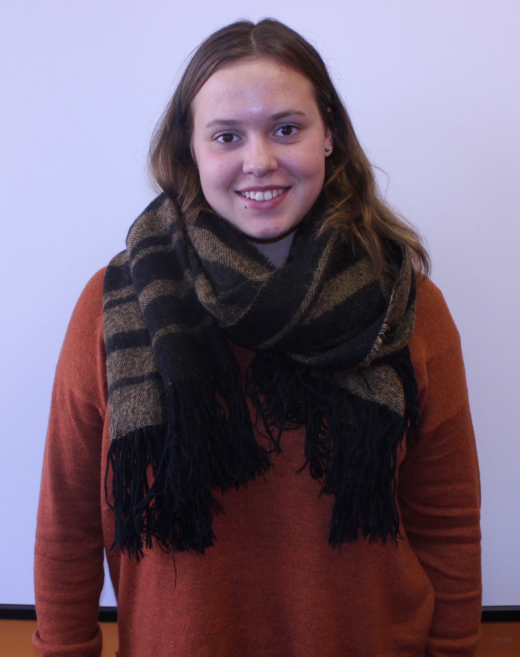 Fabienne Fuhrer from Switzerland  learning French in Canada with EC Montreal
